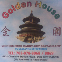 Golden House Chinese Restaurant